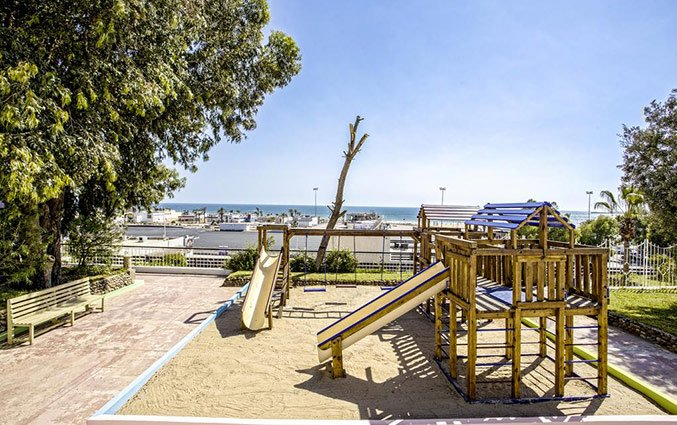 Speeltuin van Hotel Royal Mirage Agadir