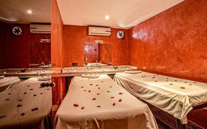 Massage salon van Hotel Royal Mirage Agadir