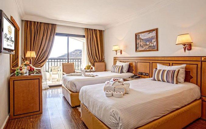 2persoons kamer van Hotel Royal Mirage Agadir
