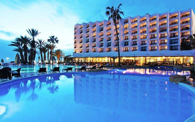 Buitenaanzicht van Hotel Royal Mirage Agadir