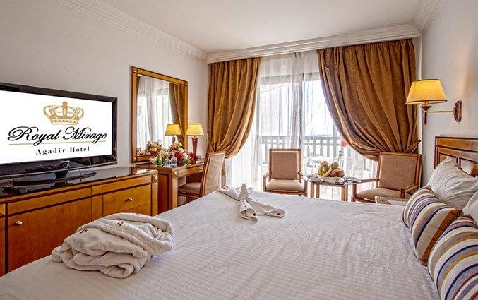 2persoonskamer van Hotel Royal Mirage Agadir