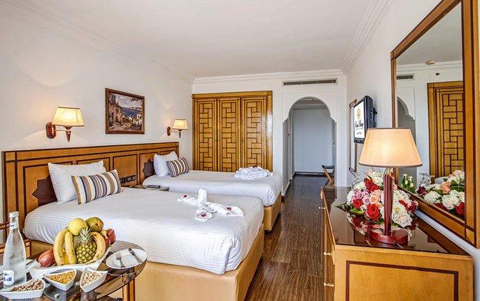 2persoonskamers van Hotel Royal Mirage Agadir