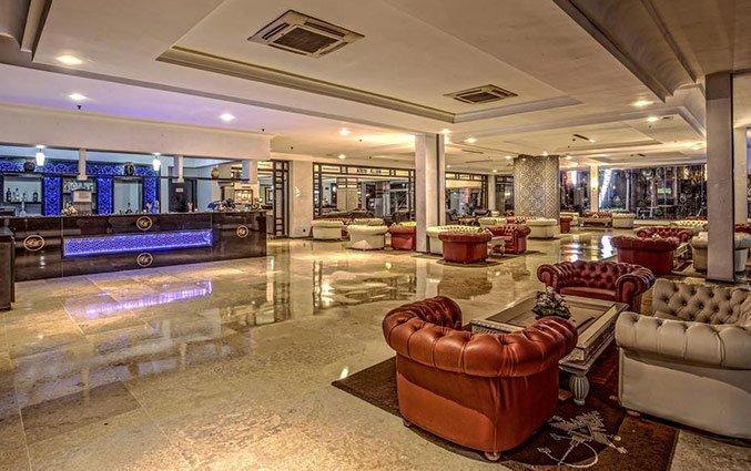 Receptie van Hotel Royal Mirage Agadir