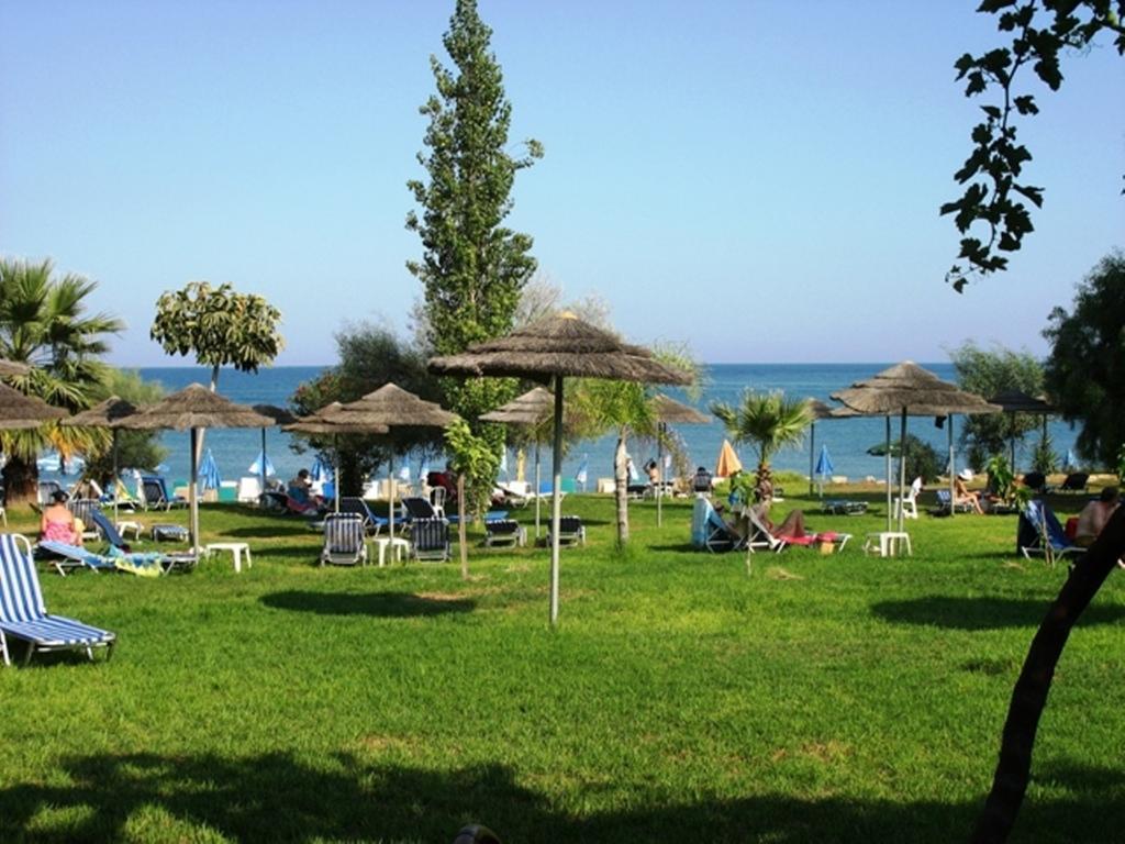 Tuin van Appartementen Cyprus Village