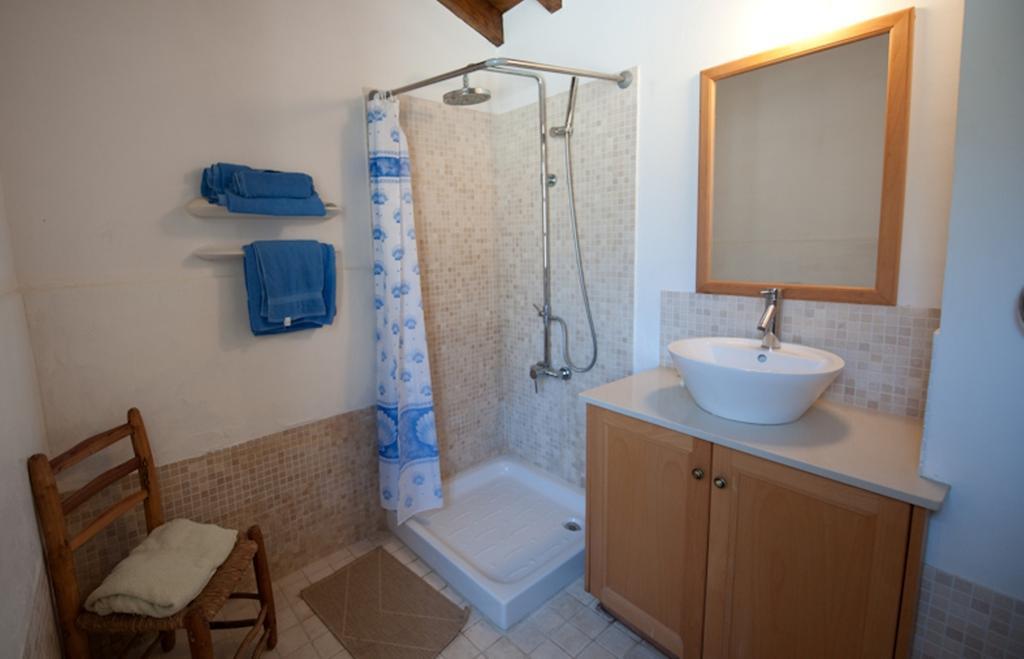 Badkamer van Appartementen Cyprus Village