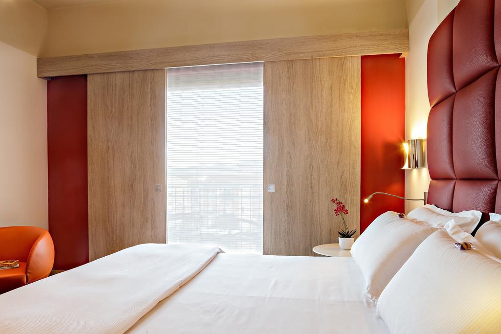 Kamer van Hotel Jazz op Sardinië