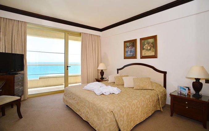 Tweepersoonskamer van Hotel Golden Bay Beach in Larnaca - Cyprus