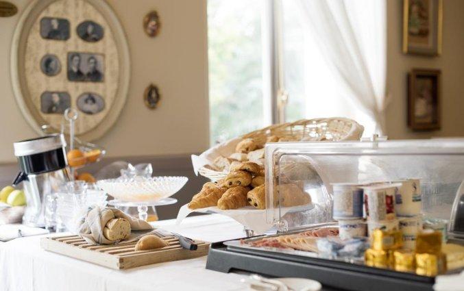 Ontbijt van Hotel Villa Rivoli Nice