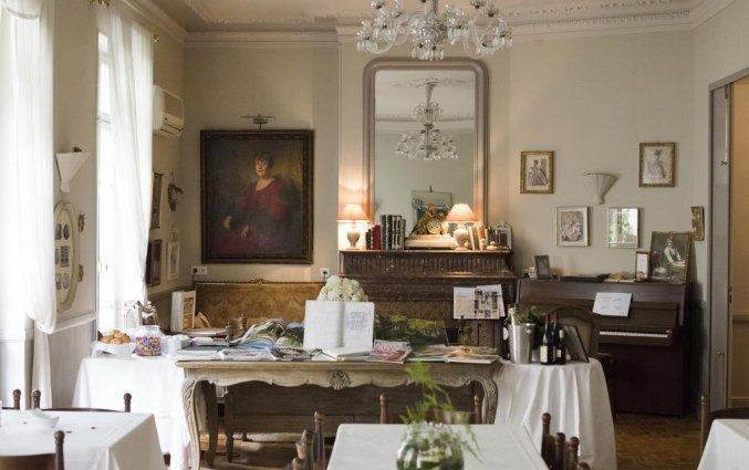 Zithoek van Hotel Villa Rivoli Nice