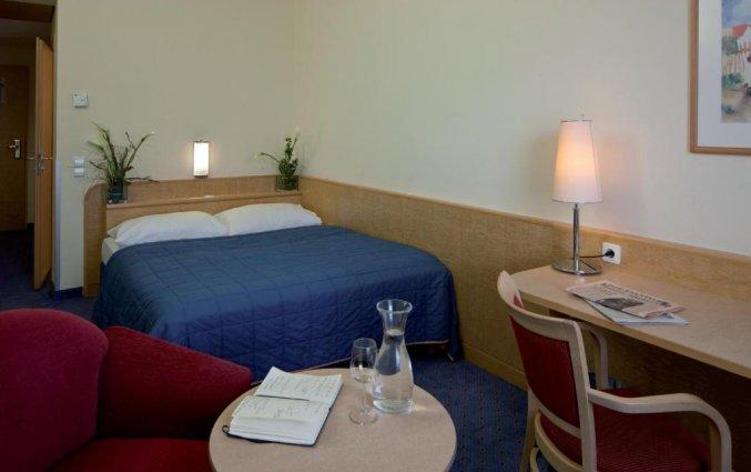 Tweepersoonskamer van Hotel Austria Trend Europa Salzburg
