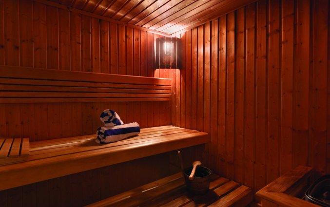 Sauna in Hotel Carlton Al Barsha Dubai