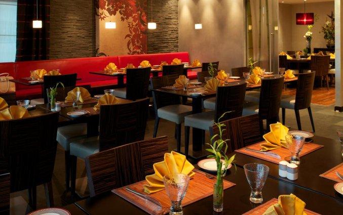 Receptie van Hotel Carlton Al Barsha in Dubai