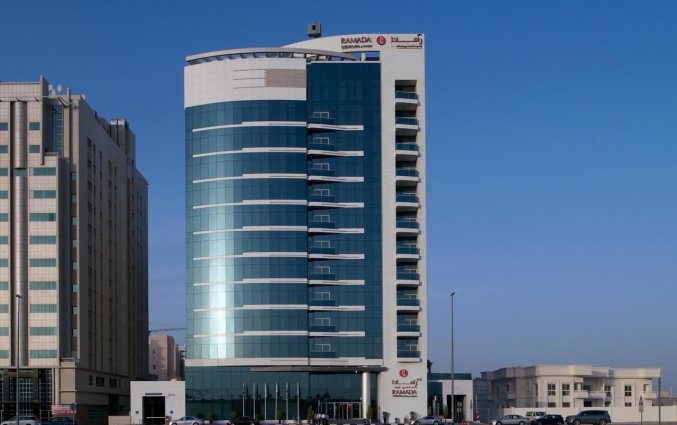 Gebouw van Hotel Carlton Al Barsha in Dubai