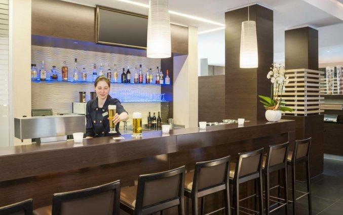 Bar van Hotel NH Berlin Postdamer Platz in Berlijn