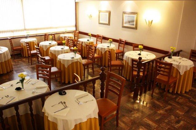 Restaurant van Hotel Vice Rei Porto