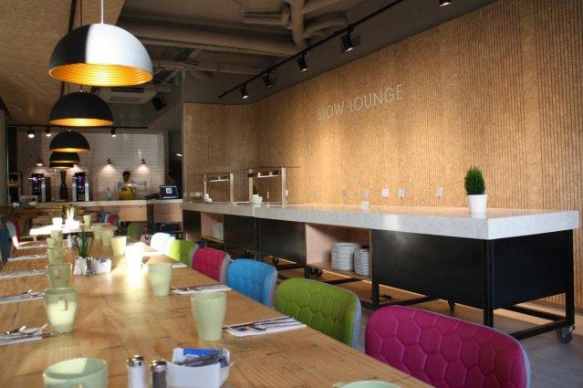 Lounge van Hotel Artiem in Madrid