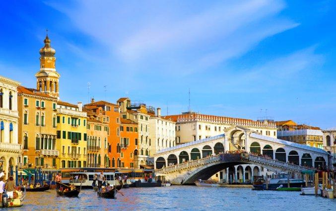 Venetie - Rialtobrug