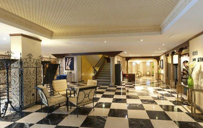 Buffet  van hotel Sevilla Macarena in Sevilla