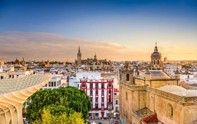 Sevilla - Skyline Sevilla