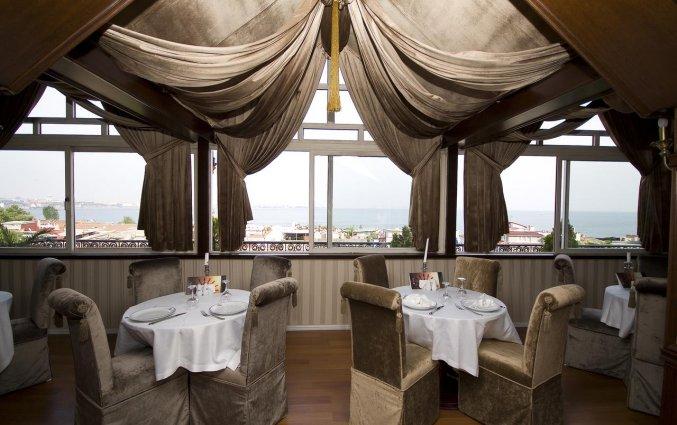 Restaurant van Hotel Avicenna in Istanbul