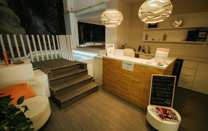 Wellnesscentrum van Servatur Casablanca Suites & Spa op Gran Canaria