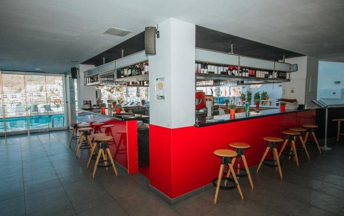 Bar van Servatur Casablanca Suites & Spa op Gran Canaria