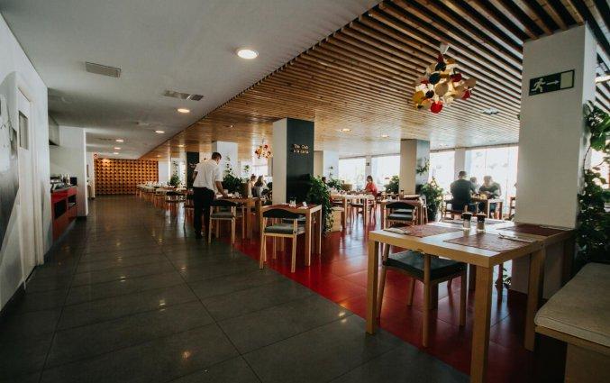 Restaurant van Servatur Casablanca Suites & Spa op Gran Canaria