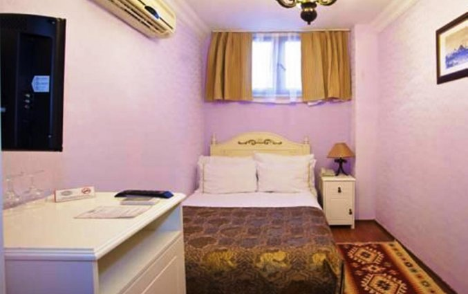 Tweepersoonskamer van Hotel Asmali in Istanbul