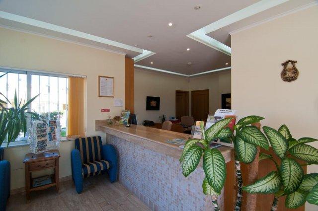 Receptie van Appartementen Villas Barrocal Algarve