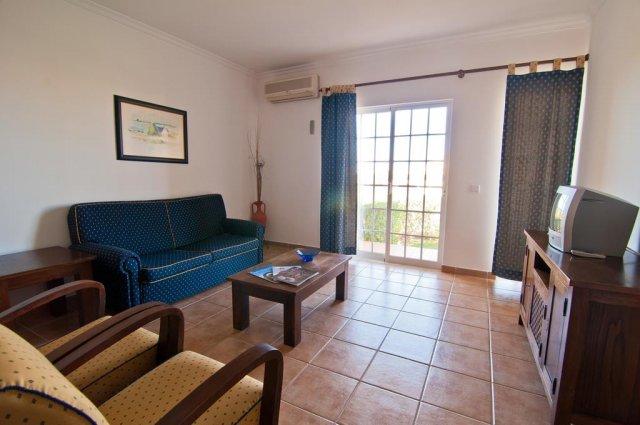 Woonkamer van Appartementen Villas Barrocal Algarve