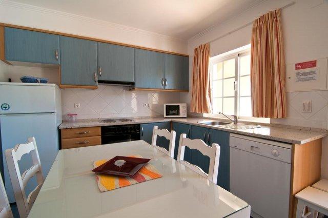 Bijkeuken van Appartementen Villas Barrocal Algarve
