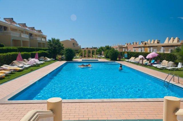 Zwembad van Appartementen Villas Barrocal Algarve