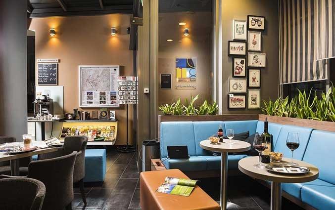 Bar van Hotel Bo18 in Budapest