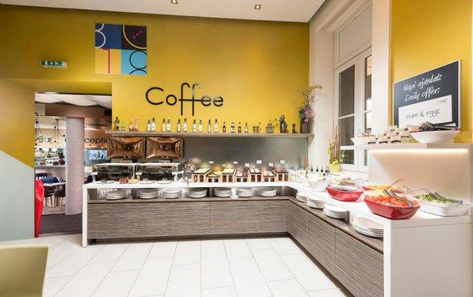 Ontbijtbuffet in Hotel Bo18