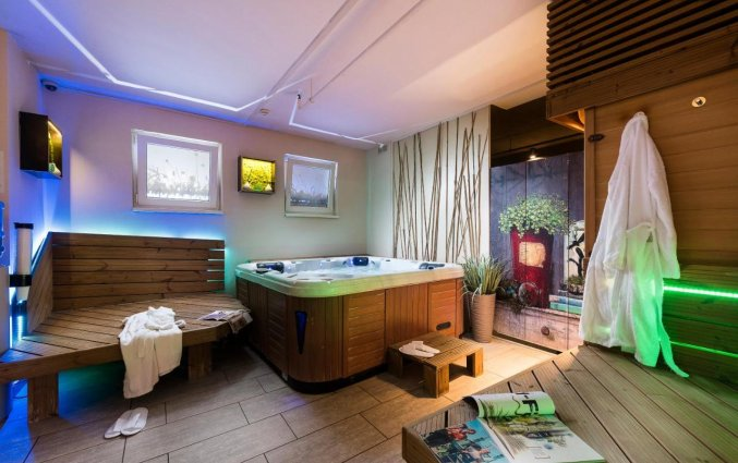Wellness faciliteiten in Hotel Bo18