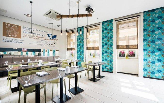 Restaurant van Hotel Bo18