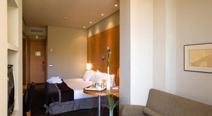 Kamer Hotel Silken Al Andalus
