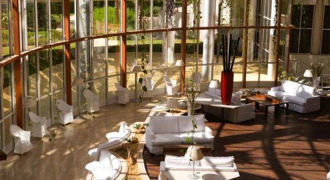 Lounge Hotel Silken Al Andalus