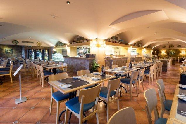 Restaurant van Hotel en Spa Maritim Antonine op Malta