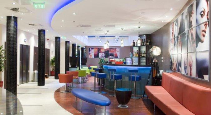 Bar van Hotel Soho Boutique in Budapest