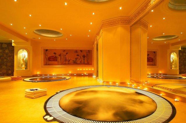 Spa van Hotel en Spa Secret Paradise op Chalkidiki