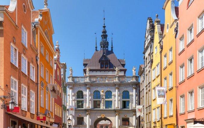 Gdansk - Gouden Poort