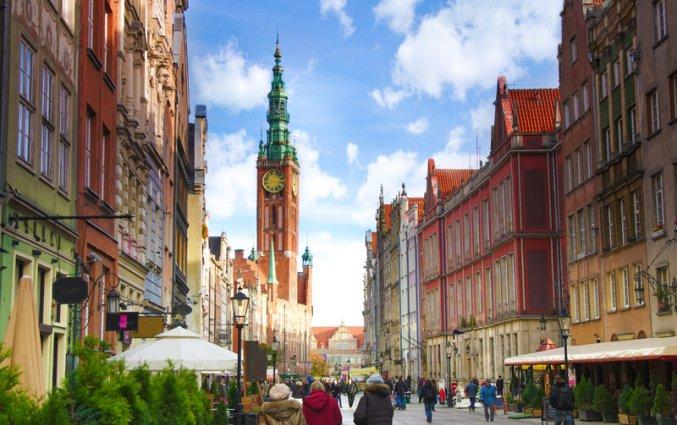 Gdansk - Historisch centrum