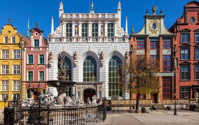 Gdansk - Plein