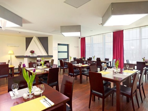Restaurant van Hotel Focus in Gdansk