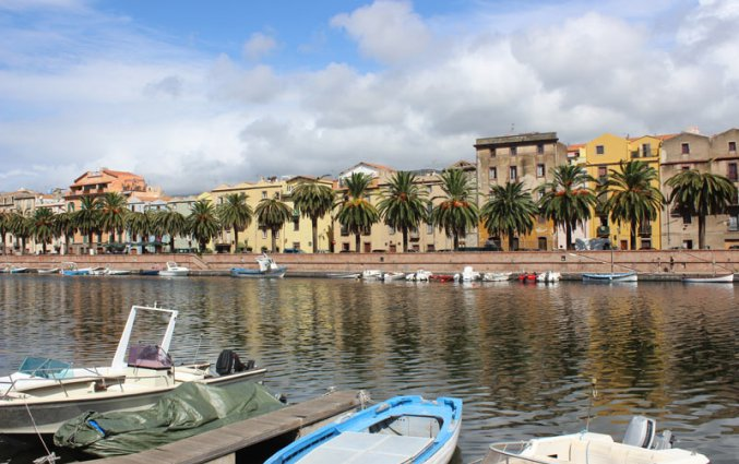 Sardinië - Bosa