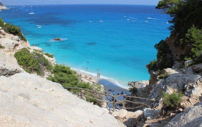 Sardinië - Cala Coloritze