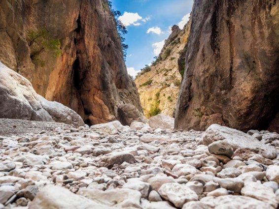 Sardinië - Golo di Goroppu