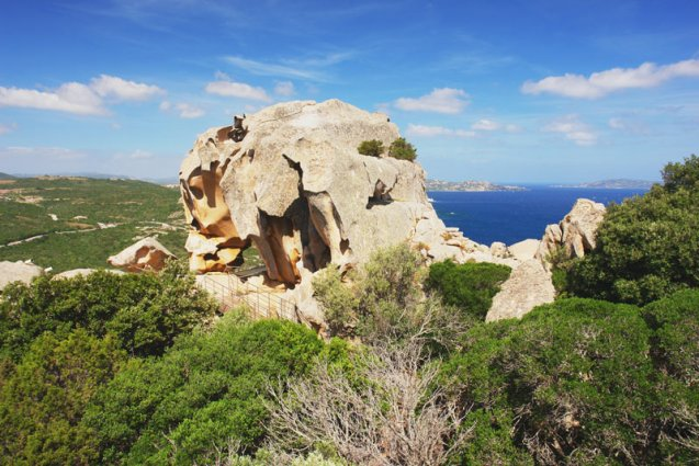 Sardinië - Rots