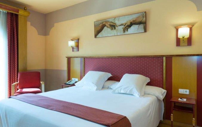 Tweepersoonskamer van Hotel MS Fuente Las Piederas in Andalusie